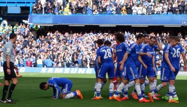 Salah scores vs Arsenal