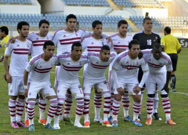 Zamalek 1-1 Gaish