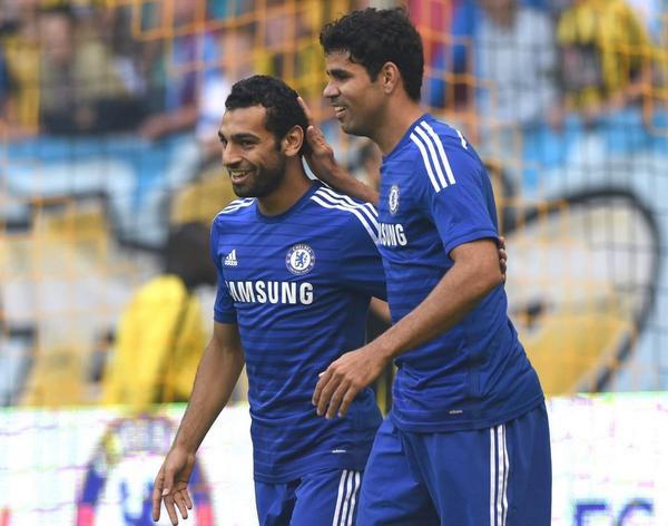 Chelsea - Salah fit