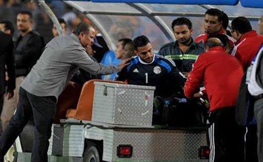 Shennawy injured