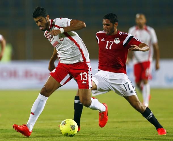 Tunisia vs Egypt