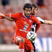 Marwan Mohsen scores as Gil Vicente progress to cup quarter-finals