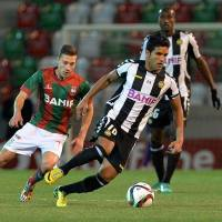 Gomaa sees red in Nacional win