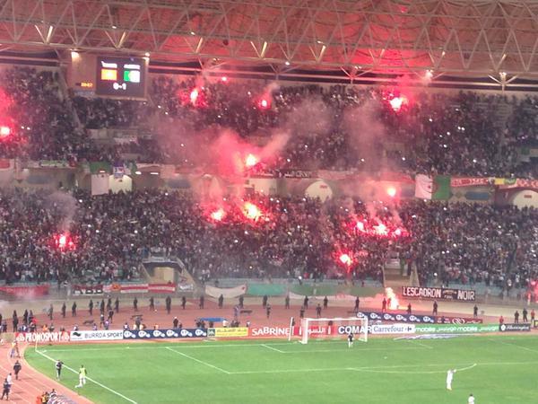 Tunisia 1-1 Algeria