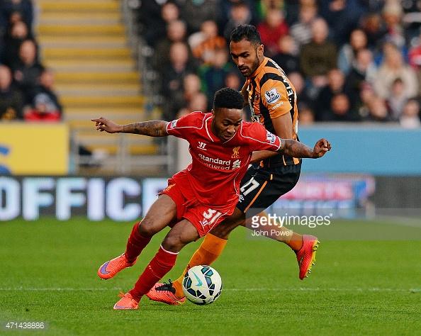 Ahmed Elmohamady assists Hull City vs Liverpool