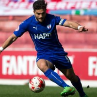 MK Dons make second bid for Sam Morsy