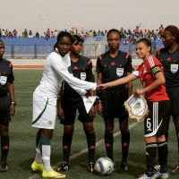 Egypt's women keep Olympic hopes alive after 1-1 draw against Ghana