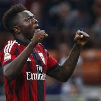 Milan terminate contract of Ghana's Muntari