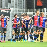 VIDEO: El-Nenny's FC Basel overcome Sion in Swiss Super League