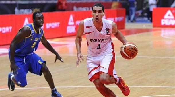 Egyptian basketball