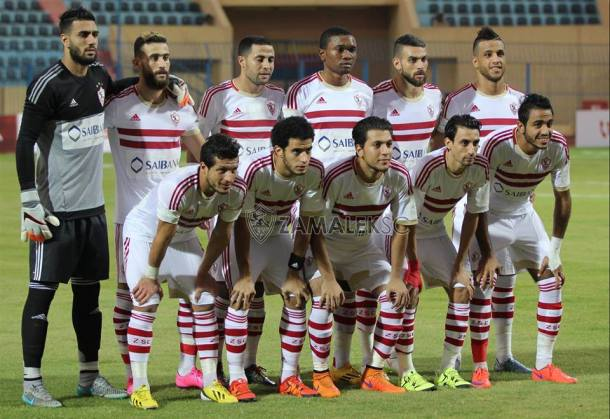 Photo: Zamalek official Facebook