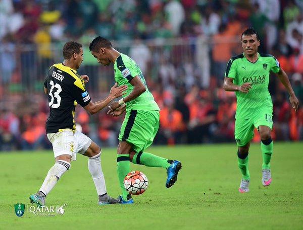 Al Ahli official Twitter account