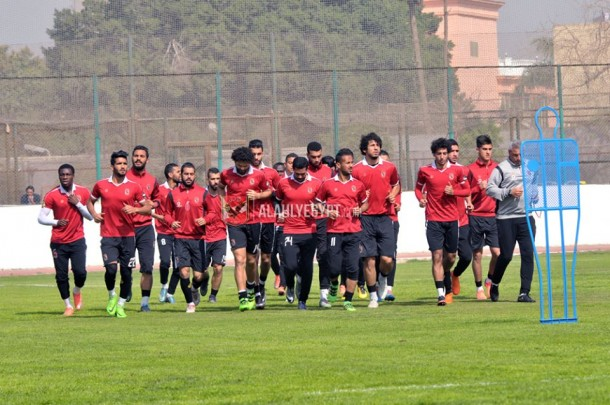 Photo via Facebook page Al Ahly SC