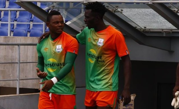 Idris Mbombo ruled out of Al Ahly clash