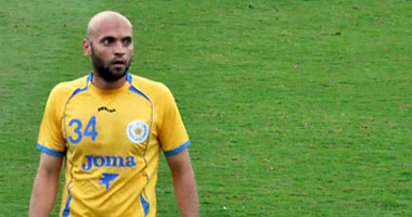 El Yamani during his spell at Ismaily