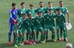 Algeria's under-23 team