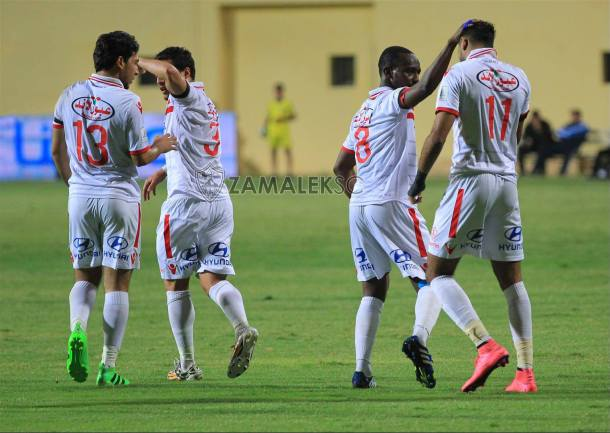 Ittihad El-Shorta Zamalek