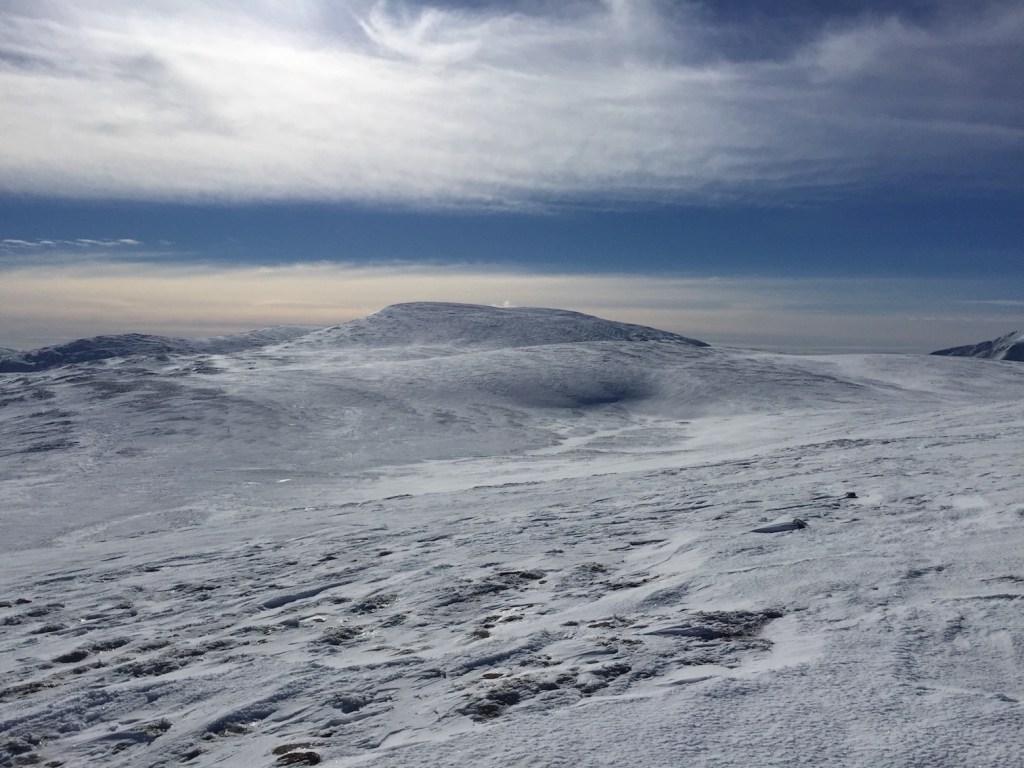 Ben Macdui in Winter