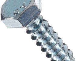 steel lag screw