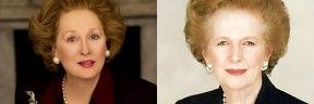 Meryl Streep - Margaret Thatcher