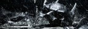 The Dark Knight Rises – Teaser Poster (Slice)