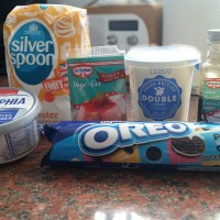 Recipe - Vegetarian Oreo Cheesecake