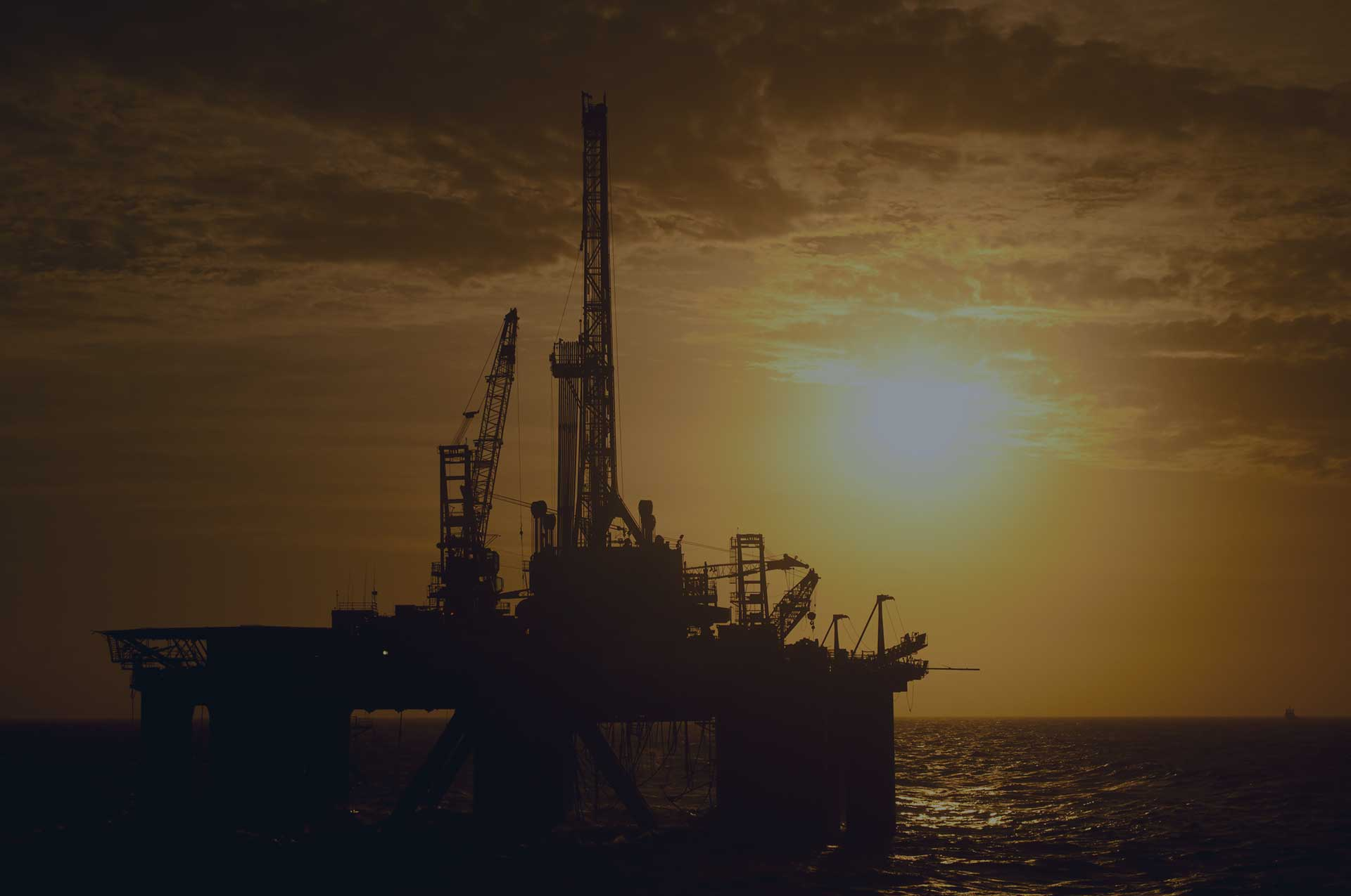 oil-testing-platform-stone-cores