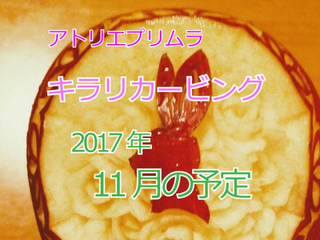 2017-11予定