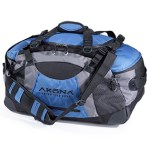 AKONA LESS THAN 3 LBS CARRY ON LIGHTWEIGHT TRAVEL DUFFEL BAG