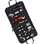 5 pc Professional Diver's Tool Kit Set w/ Case, Pliers, Screwdrivers, etc.