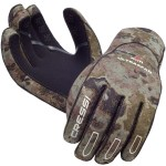 Cressi Camouflage Super Stretch Neoprene Glove