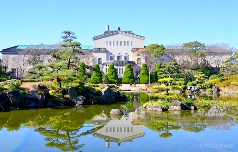 大阪市立美術館 眺望