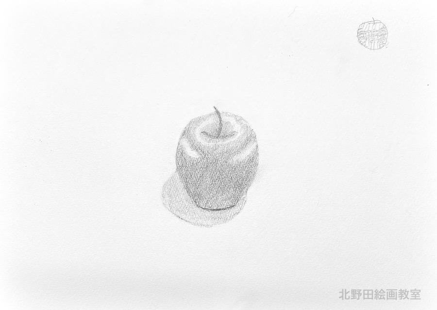 さきちゃん(小学3年生)鉛筆デッサン・F4号