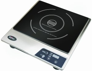 Max burton 1800 watt induction cooktop