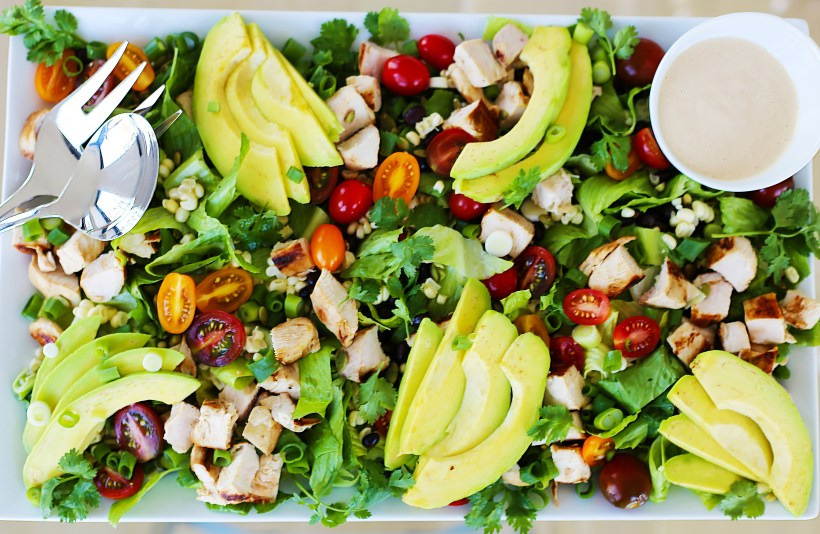 loaded-chicken-salad-chipotle-lime-dressing