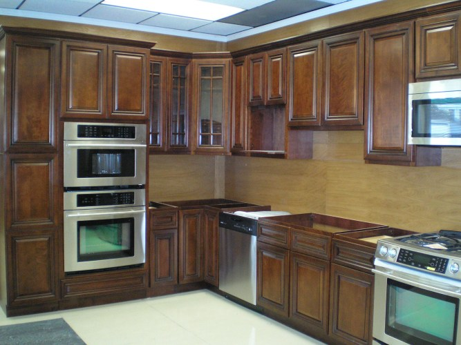 walnut kitchen cabinets oak kitchen cabinets Gallery of Our Exclusive All Wood Cabinetry