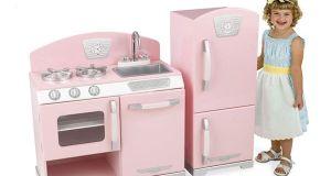 kidkraft retro kitchen
