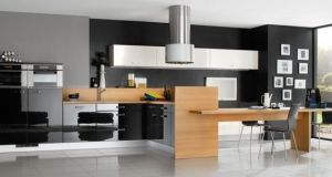 path of a modern kitchen (3)