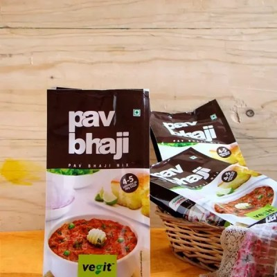 {Product Review} – Instant Tawa Pulao with Vegit Pav Bhaji Masala Mix