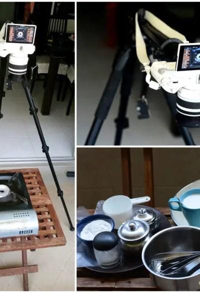 #11 Shooting Food Videos for Blog by Rajeswari of Rak's Kitchen