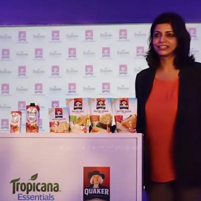 PepsiCo launches Quaker Nutri Foods and Tropicana Essentials