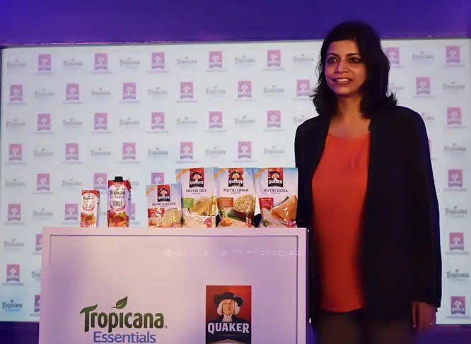 Quaker Nutri Foods and Tropicana Essentials