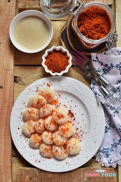 Endu Kobbari Karam – Dry Coconut Spice Powder