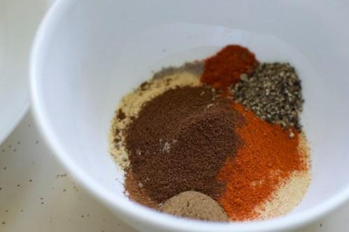masala chicken drumstick spice mix