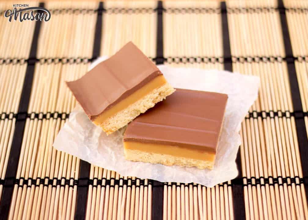 Millionaire's Shortbread   The Best   Caramel   Chocolate   Bars   Traybake