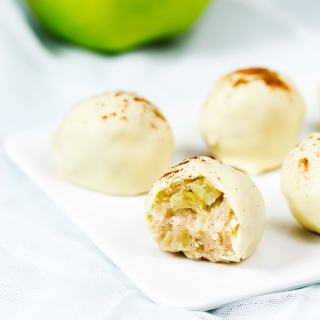 Apple Pie Truffles