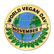 World Vegan Day – November 1st
