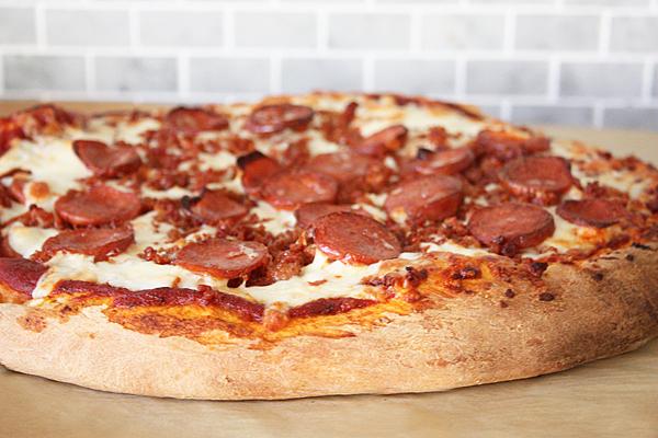 Pizza Dough (sweet)
