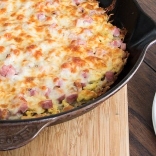 4 Layer Breakfast Skillet