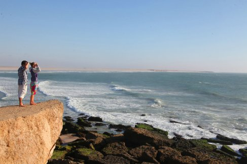 Kiteworld kitesurfing kiteboarding Dakhla Attitude Morocco Point D'or